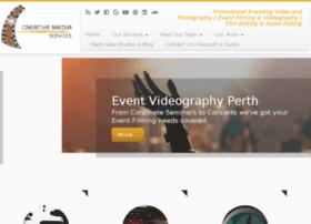 creativemediaservices.com.au