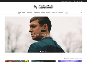 creativemindsent.com