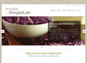 creativesimplelife.com