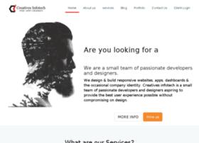 creativesinfotech.com