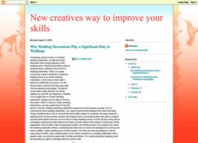 creativeskillsmatters.blogspot.com