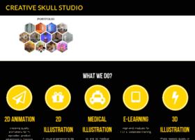 creativeskullstudio.com