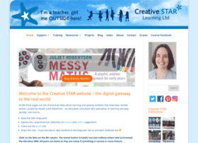 creativestarlearning.co.uk