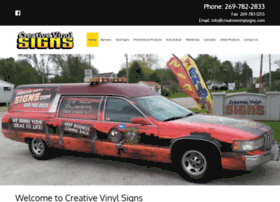 creativevinylsigns.com