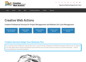 creativewebactions.com