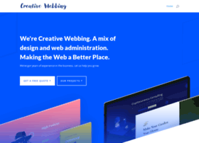 creativewebbing.in