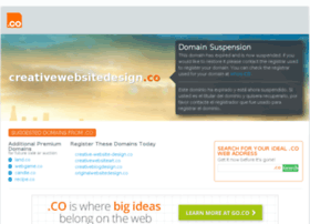creativewebsitedesign.co
