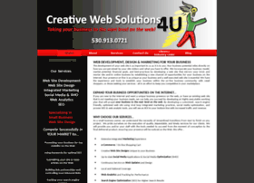 creativewebsolutions4u.com