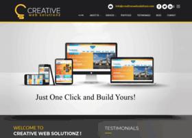 Creativewebsolutionz.com