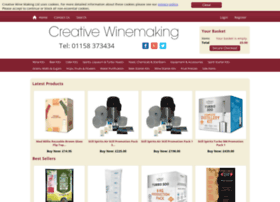 creativewinemaking.co.uk