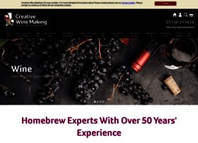 creativewinemaking.co.uk