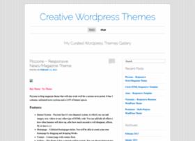 creativewordpresstheme.wordpress.com