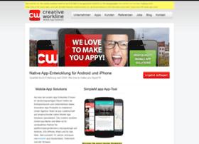 creativeworkline.com