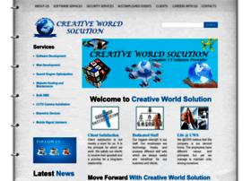 creativeworldsolution.com