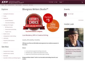 creativewriting.eku.edu