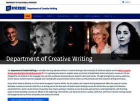 creativewriting.ucr.edu
