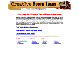creativeyouthideas.com