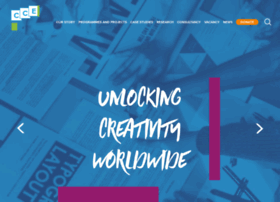 creativitycultureeducation.org