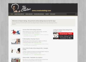 creatordating.com