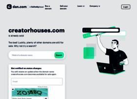 creatorhouses.com
