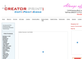 creatorprint.interfirm.com