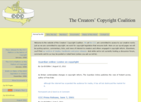creatorscopyright.ca