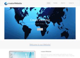 creatorwebsite.com