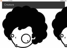 creaturafanzine.blogspot.com