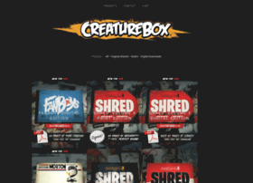 creaturebox.bigcartel.com