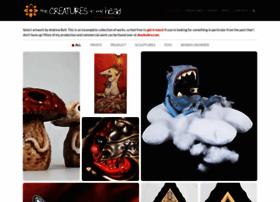 creaturesinmyhead.com
