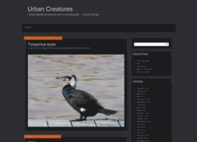 creaturesurbane.wordpress.com