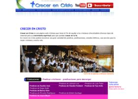 crecerencristo.com