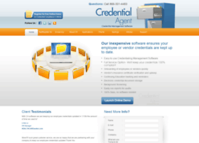 credentialagent.com