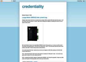 credentiality2.blogspot.com