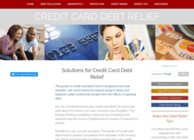 credit-card-debt-relief-info.org