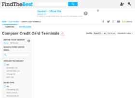 credit-card-machines.findthebest.com