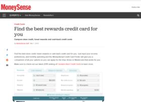 credit-card-selector-tool.moneysense.ca