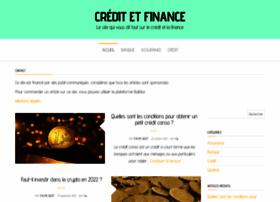 credit-et-finance.com