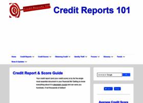 credit-report-101.com