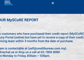 creditbureau.com.my