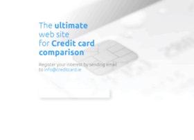 creditcard.ie