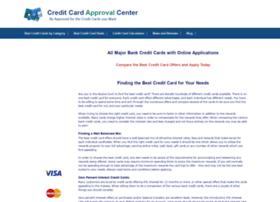 creditcardapprovalcenter.com