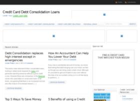 creditcarddebtconsolidationloans.net