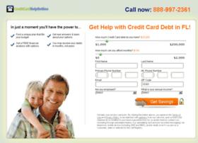 creditcardhelphotline.com