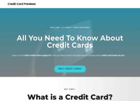 creditcardpreviews.com