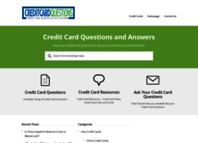 creditcardquestions.com