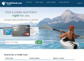 creditcards.ca