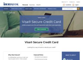 creditcards.iberiabank.com