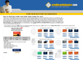 creditcardsbasics.com