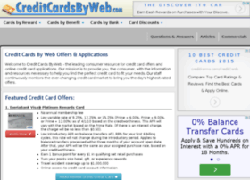creditcardsbyweb.com